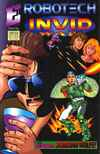 Robotech: Invid War #14 Comic Books - Covers, Scans, Photos  in Robotech: Invid War Comic Books - Covers, Scans, Gallery