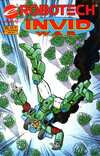 Robotech: Invid War #15 comic books - cover scans photos Robotech: Invid War #15 comic books - covers, picture gallery