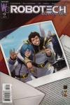Robotech: Love & War #3 comic books - cover scans photos Robotech: Love & War #3 comic books - covers, picture gallery