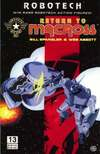 Robotech: Return to Macross #13 comic books - cover scans photos Robotech: Return to Macross #13 comic books - covers, picture gallery