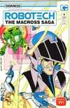 Robotech: The Macross Saga #18 comic books for sale
