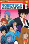 Robotech: The Macross Saga #23 Comic Books - Covers, Scans, Photos  in Robotech: The Macross Saga Comic Books - Covers, Scans, Gallery