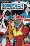 Robotech: The Macross Saga #3 comic books - cover scans photos Robotech: The Macross Saga #3 comic books - covers, picture gallery