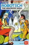 Robotech: The Macross Saga #4 Comic Books - Covers, Scans, Photos  in Robotech: The Macross Saga Comic Books - Covers, Scans, Gallery