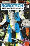 Robotech: The Macross Saga #5 comic books - cover scans photos Robotech: The Macross Saga #5 comic books - covers, picture gallery