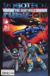 Robotech: The Sentinels - Rubicon comic books