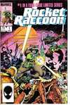 Rocket Raccoon comic books