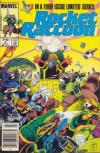Rocket Raccoon #3 Comic Books - Covers, Scans, Photos  in Rocket Raccoon Comic Books - Covers, Scans, Gallery