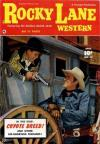 Rocky Lane Western #12 comic books for sale
