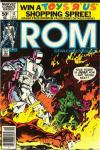 Rom #11 comic books for sale