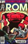 Rom #14 comic books for sale