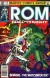 Rom #16 comic books for sale