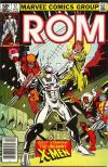 Rom #17 comic books for sale