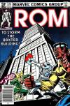 Rom #23 comic books for sale