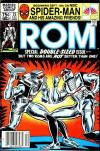 Rom #25 comic books for sale
