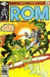 Rom #3 comic books for sale
