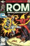 Rom #4 comic books for sale