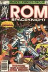 Rom #5 comic books for sale