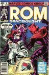 Rom #6 comic books for sale