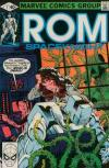 Rom #7 comic books for sale
