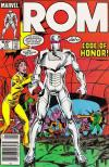 Rom #74 Comic Books - Covers, Scans, Photos  in Rom Comic Books - Covers, Scans, Gallery