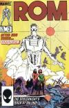 Rom #75 Comic Books - Covers, Scans, Photos  in Rom Comic Books - Covers, Scans, Gallery