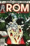 Rom #8 comic books for sale