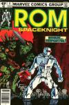 Rom #9 comic books for sale