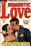 Romantic Love Comic Books. Romantic Love Comics.