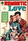 Romantic Love #22 comic books for sale