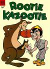 Rootie Kazootie #4 Comic Books - Covers, Scans, Photos  in Rootie Kazootie Comic Books - Covers, Scans, Gallery
