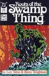 Roots of the Swamp Thing #5 comic books - cover scans photos Roots of the Swamp Thing #5 comic books - covers, picture gallery