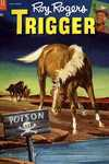 Roy Rogers' Trigger #9 comic books for sale