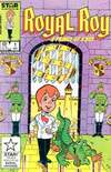 Royal Roy comic books