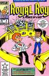 Royal Roy #4 comic books - cover scans photos Royal Roy #4 comic books - covers, picture gallery