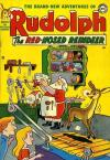 Rudolph the Red-Nosed Reindeer comic books