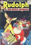 Rudolph the Red-Nosed Reindeer #8 Comic Books - Covers, Scans, Photos  in Rudolph the Red-Nosed Reindeer Comic Books - Covers, Scans, Gallery