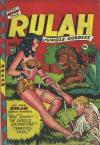 Rulah Comic Books. Rulah Comics.