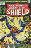 S.H.I.E.L.D. comic books