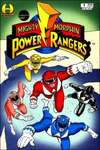 Saban's Mighty Morphin Power Rangers comic books