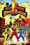 Saban's Mighty Morphin Power Rangers #2 comic books - cover scans photos Saban's Mighty Morphin Power Rangers #2 comic books - covers, picture gallery