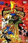 Saban's Mighty Morphin Power Rangers #4 Comic Books - Covers, Scans, Photos  in Saban's Mighty Morphin Power Rangers Comic Books - Covers, Scans, Gallery