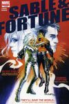 Sable & Fortune #1 comic books - cover scans photos Sable & Fortune #1 comic books - covers, picture gallery