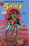 Sabre #14 Comic Books - Covers, Scans, Photos  in Sabre Comic Books - Covers, Scans, Gallery