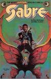 Sabre #5 Comic Books - Covers, Scans, Photos  in Sabre Comic Books - Covers, Scans, Gallery