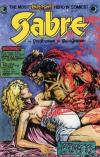 Sabre #7 Comic Books - Covers, Scans, Photos  in Sabre Comic Books - Covers, Scans, Gallery