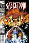 Sabretooth #2 Comic Books - Covers, Scans, Photos  in Sabretooth Comic Books - Covers, Scans, Gallery
