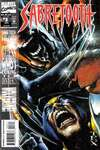 Sabretooth #3 comic books - cover scans photos Sabretooth #3 comic books - covers, picture gallery