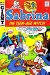 Sabrina the Teenage Witch #9 Comic Books - Covers, Scans, Photos  in Sabrina the Teenage Witch Comic Books - Covers, Scans, Gallery