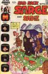 Sad Sack with Sarge and Sadie #8 comic books for sale